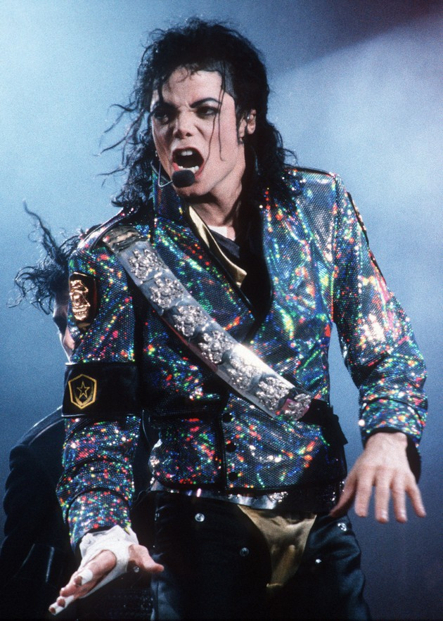 Michael Jackson Performs Live In Rotterdam
